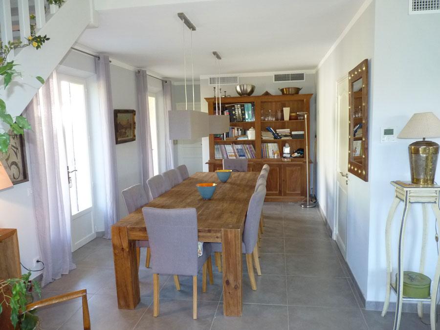 Maison proximité village à vendre à Seillans