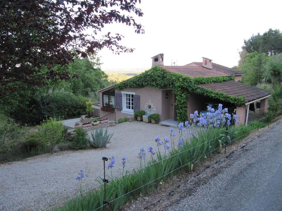Maison à Seillans avec très belle vue