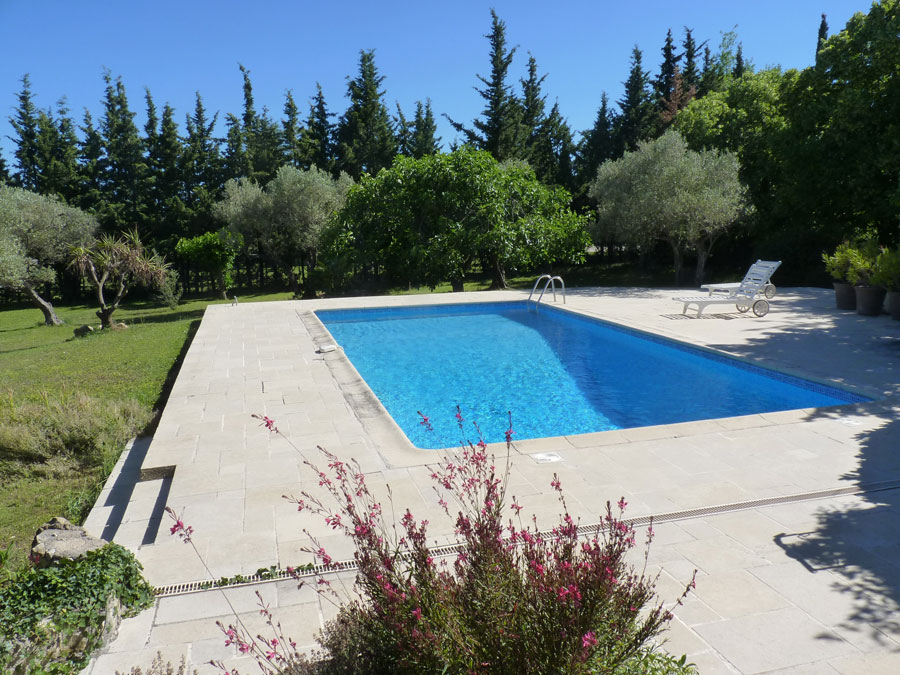 Property partly built in stone, with pool, for sale, in Fayence
